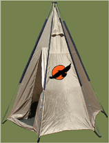 Camping Tent - Teepee