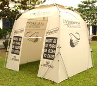 Camping Tent Manufacturer - USSmokeless