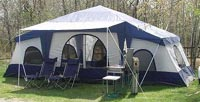 Camping Tent Manufacturer - Cabin Tent 770