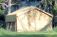 Camping Tent Manufacturers  - Canvas Tent