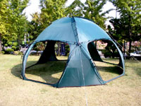 Portable Shelter - Cosmos Tent & Portable Shelter and Custom Tent