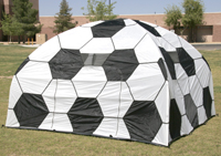 Portable Emergency Shelters - Sports