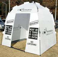 Custom Tents - USST