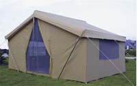 Pinnacle Tents - Tent Manufacturers Canvas Tent